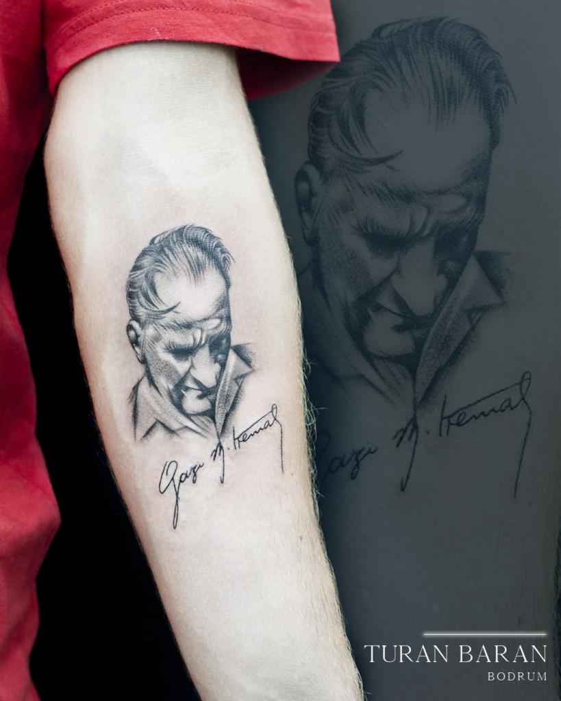 atatürk dövme tattoo bodrum piercing